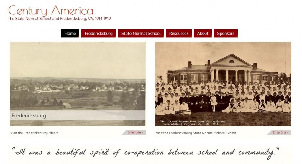 UMW Century America Website